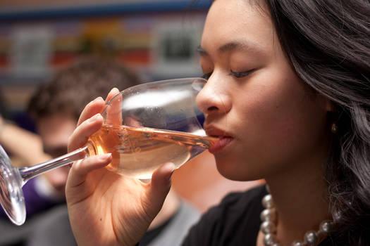 Each sip, a pleasure trip