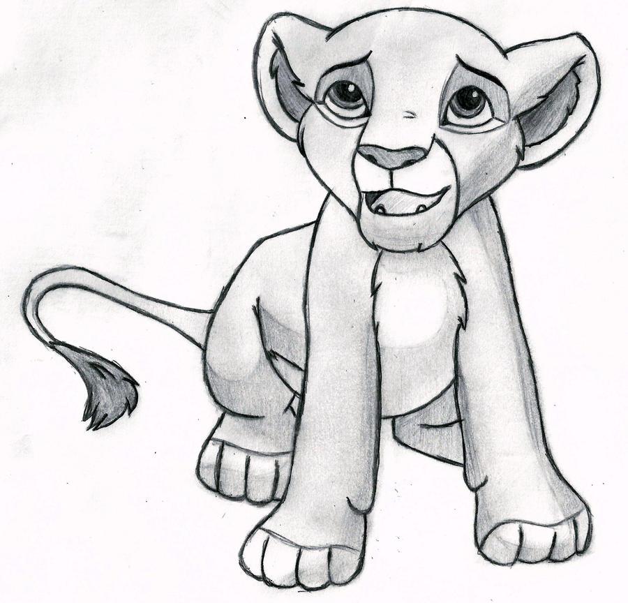 The Lion King - Kiara (cub) by 09Dianime on DeviantArt