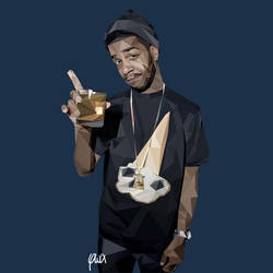 Kid Cudi by yeswekenny