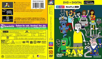 MSTM2 US DVD Full Cover Art (2018)