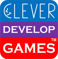 Clever Develop Games logo