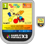 MP: Gold Edition GFPX3 Cover Art and Cart
