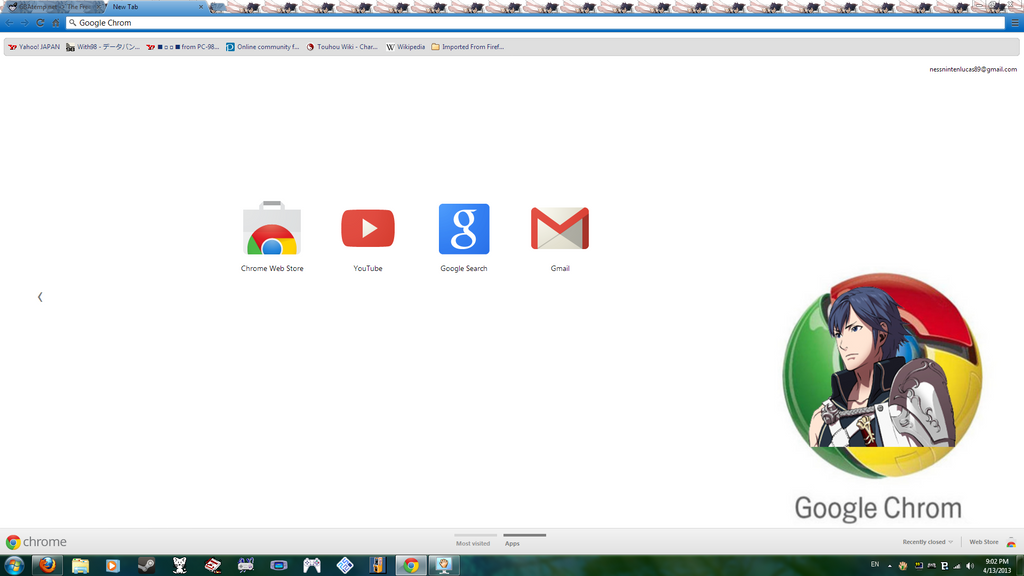 Download & install Google Chrome