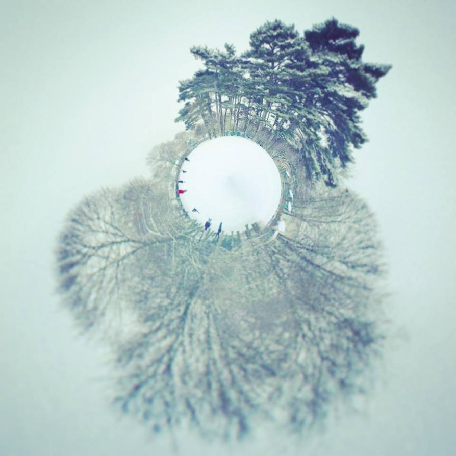 Tinyplanet Yoanng 04 Winter by YoannG