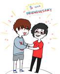 Friendversary May 25