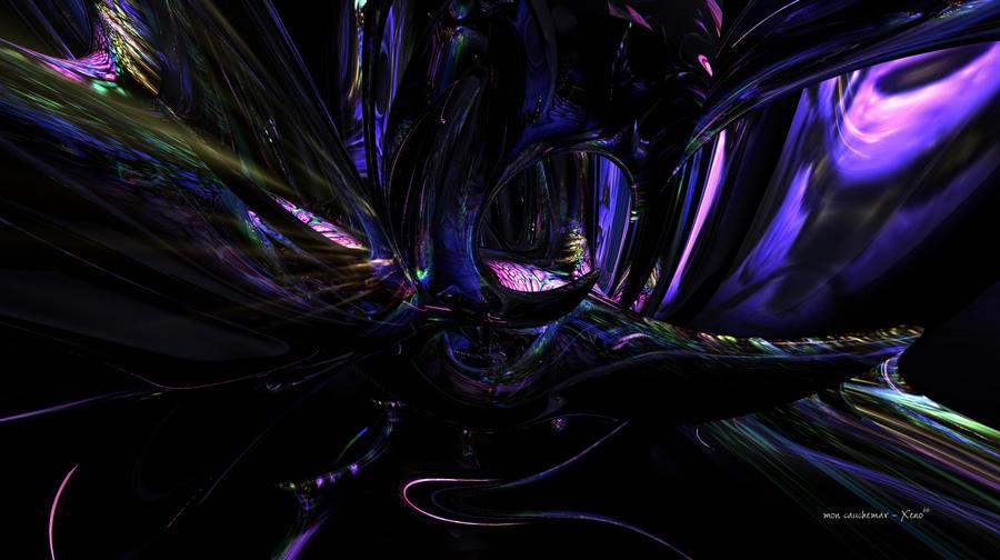 mon cauchemar by xeno66