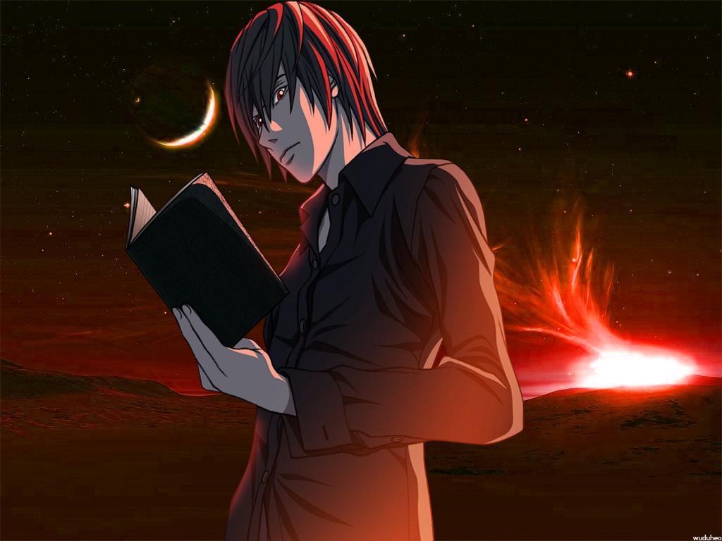 death note anime kira - photo #1