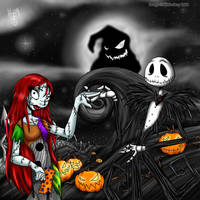 .:This is Halloween:. by i-am-kittie
