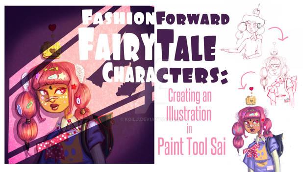 Fashion Forward Fairy Tales