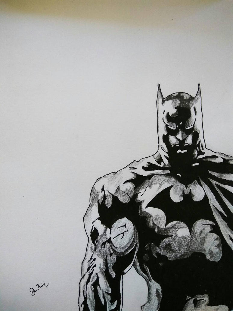 Batman by Jayant01