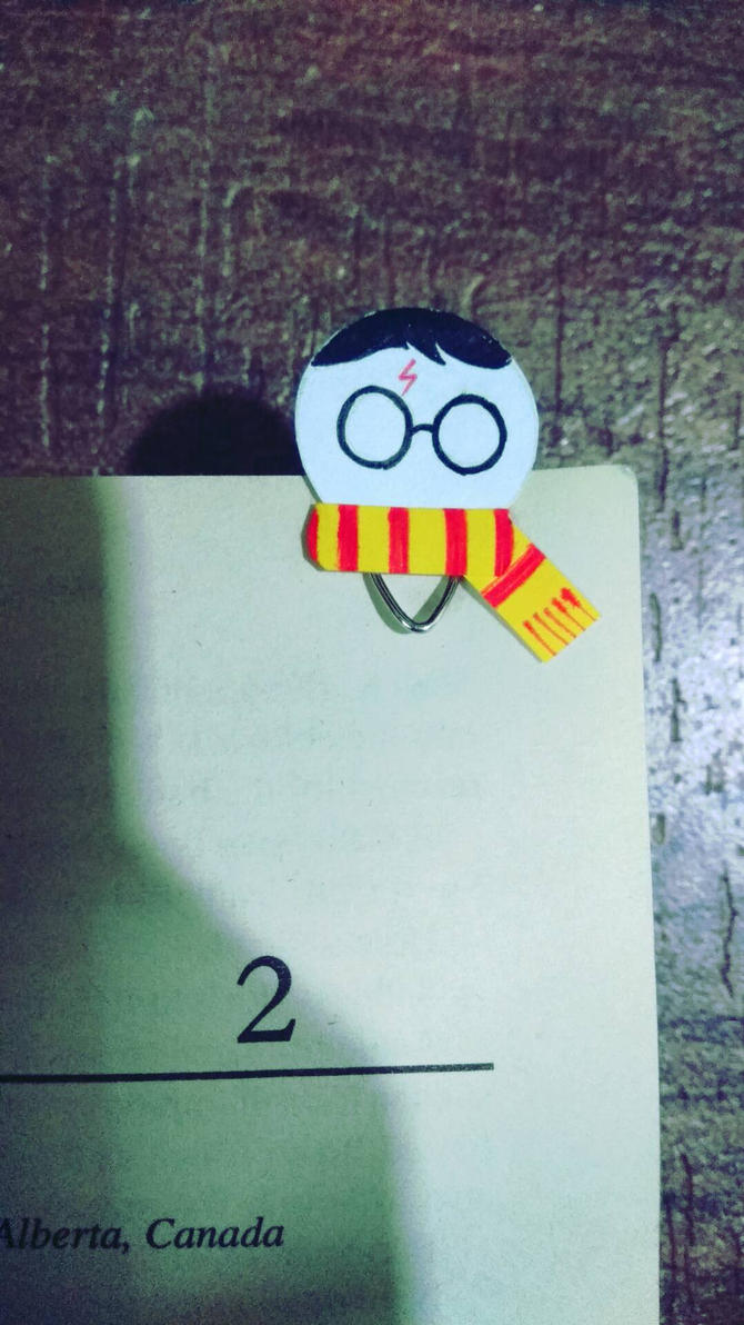 Silly bookmark   by Jayant01