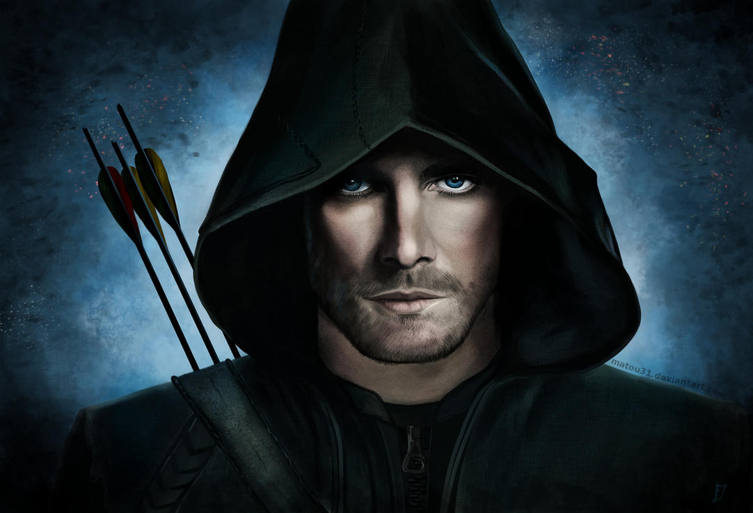 Oliver Queen by Matou31