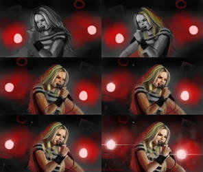 Avril Lavigne - Making-of