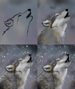 Wolf - Making-of