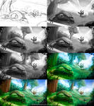 The Tortoise and the Hare - Making-of
