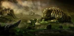 Fallen Gods by Matou31