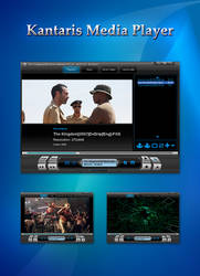 Kantaris Media Player by zeolyte