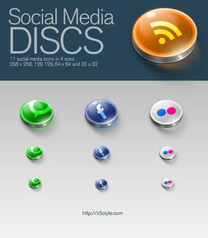 Social Media Discs