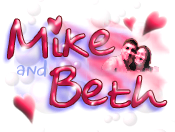 Mike and Beth by zeolyte
