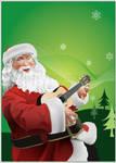 Jamming with Santa