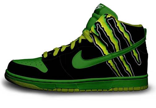 Monster Energy Nike