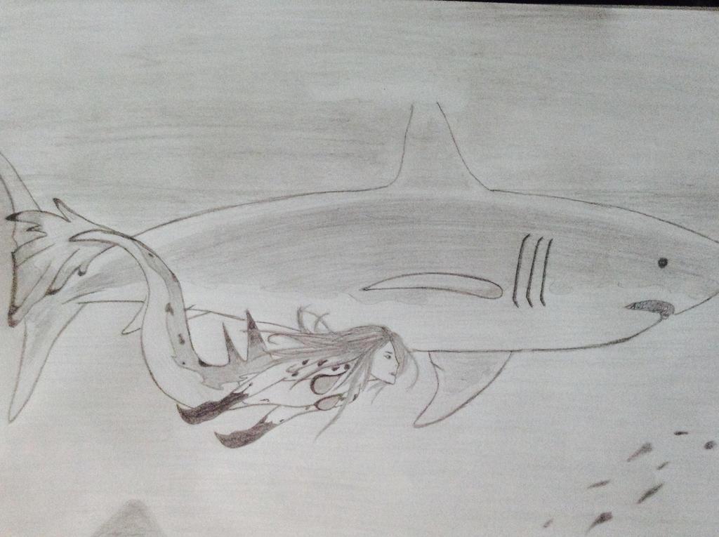 Mermaid by asunairam