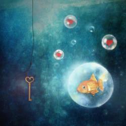 fishy love 2 by monika-es