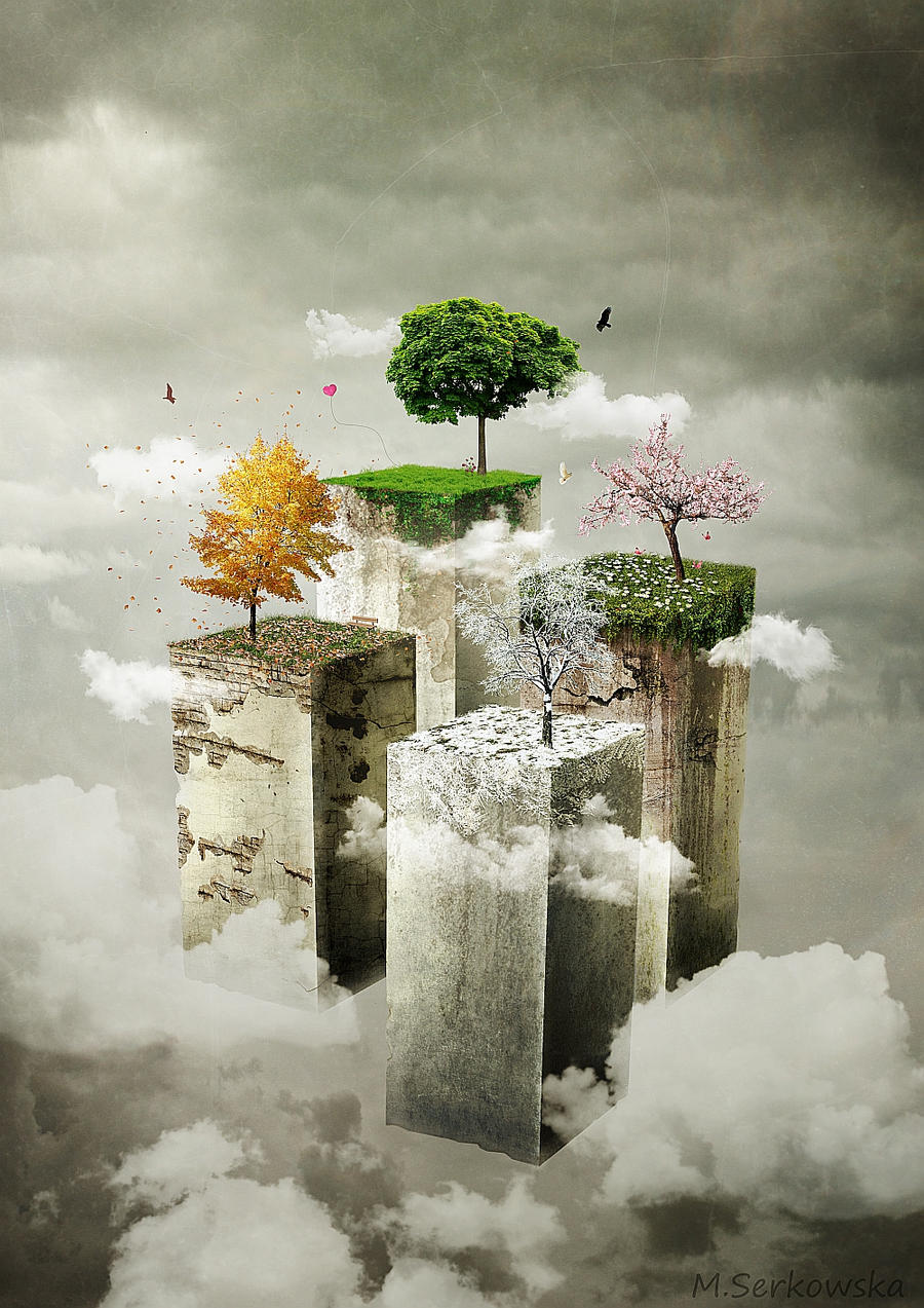 Seasons by monika-es
