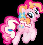 Pinkie Pie Rainbowfied