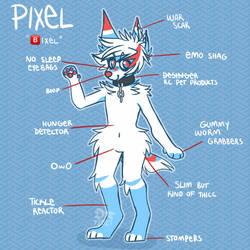 Pixel - Unscienced