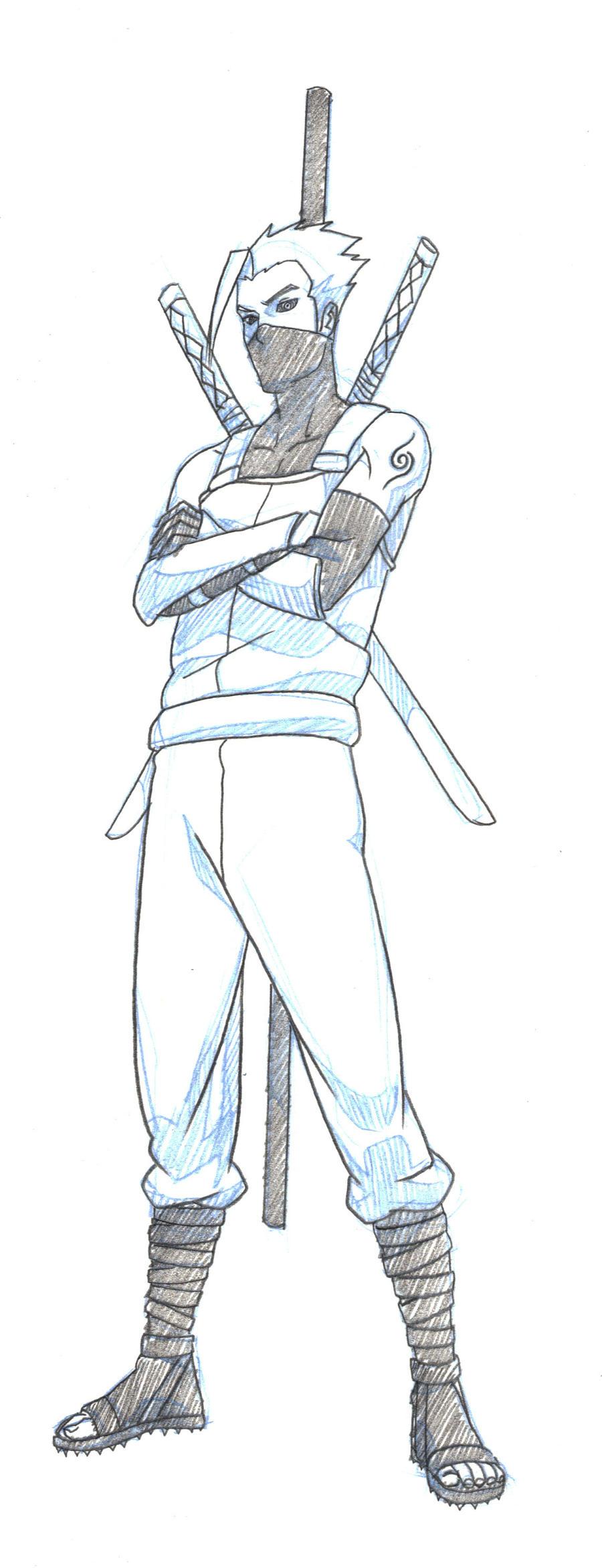 Naruto OC- Hikensha by Kamon6280