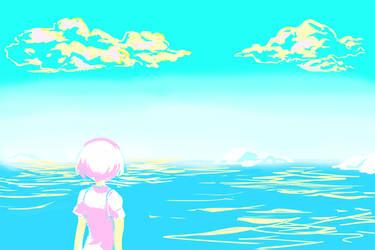 3- Homestuck Land of Light and Rain by fishy-kun