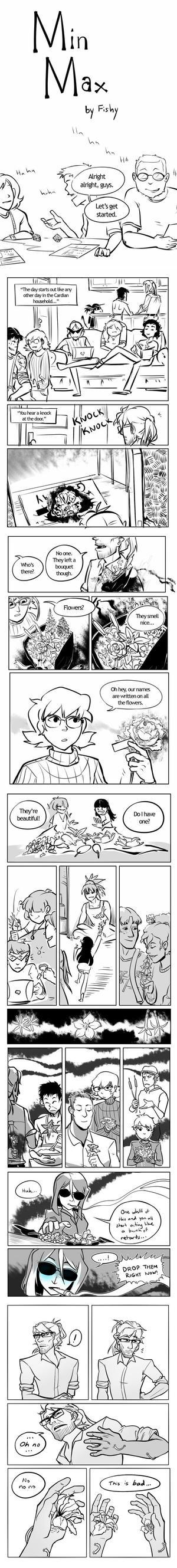 Min Max - WoD Comic - [p1-6] by fishy-kun