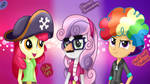 Hard to Say Anything S7 Ep8 - Cutie Mark Crusaders