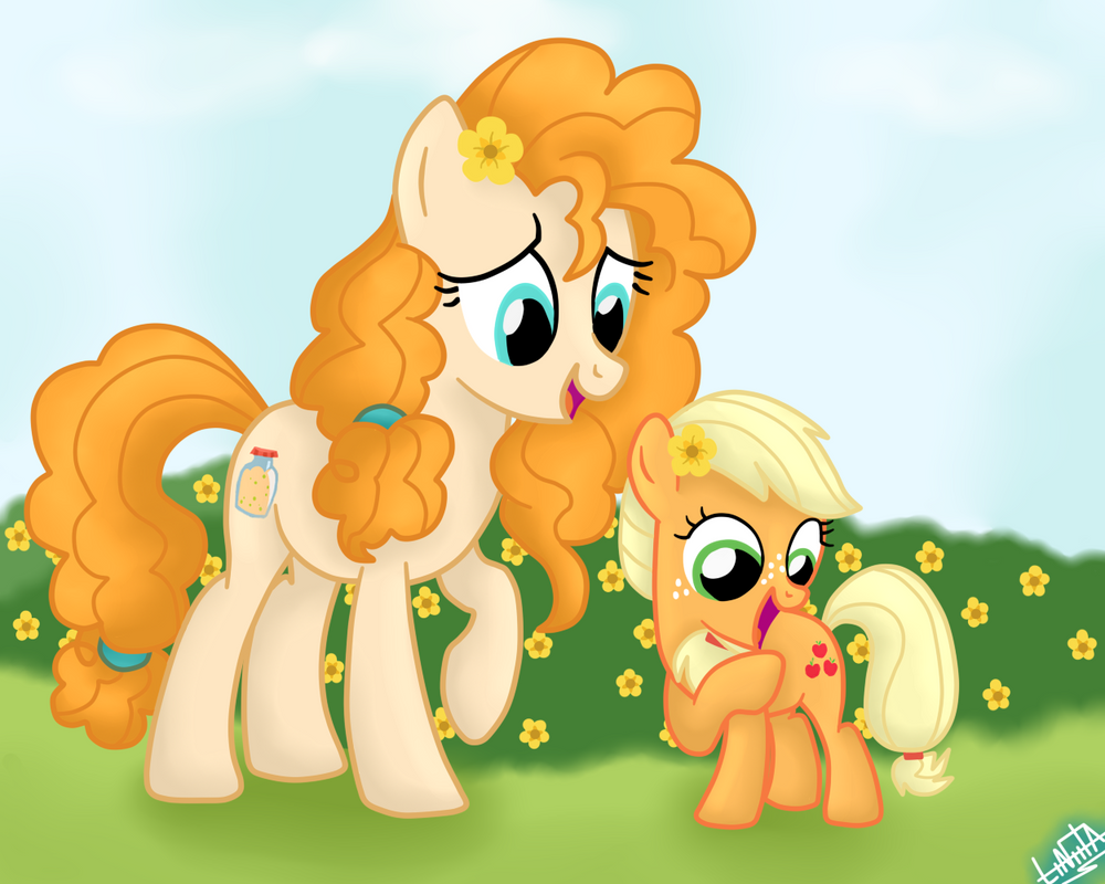 The Perfect Pear S7 Ep13-Pear Butter and Applejack