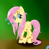 A Health of Information S7 Ep 20 - Fluttershy by liniitadash23