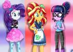 MLP:EquestriaGirls Specials-Rarity-Sunset-Twilight