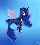 MLP The Movie - Princess Luna SeaPony