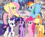 MLP The Movie - Mane 6