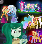 MLP Equestria Girls - Forgotten Friendship