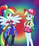 Forgotten Friendship - Rainbow Dash
