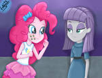 The Maud Couple S8 Ep 3 - Pinkie and Maud