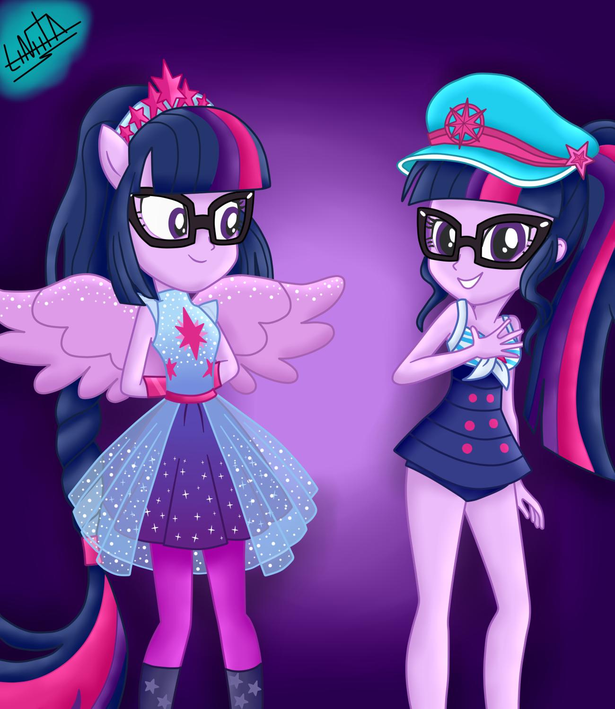 Forgotten Friendship Twilight Sparkle By Liniitadash23 On Deviantart