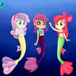 Surf and/or Turf S8 Ep 6 - Cutie Mark Cruaders