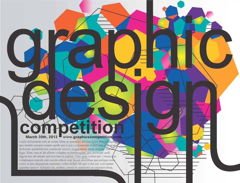 graphic design poster by Zipora-Meier