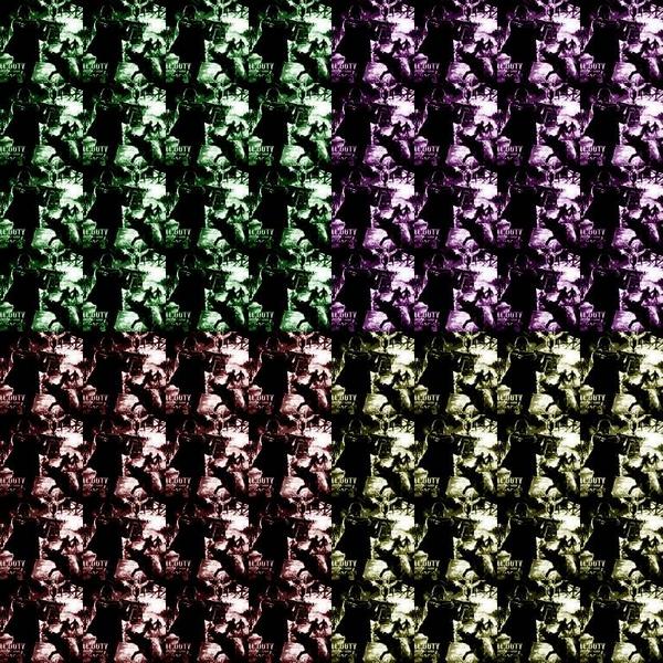 CaLl oF dUtY: Nazi Pop Art by EC-DarkMatter