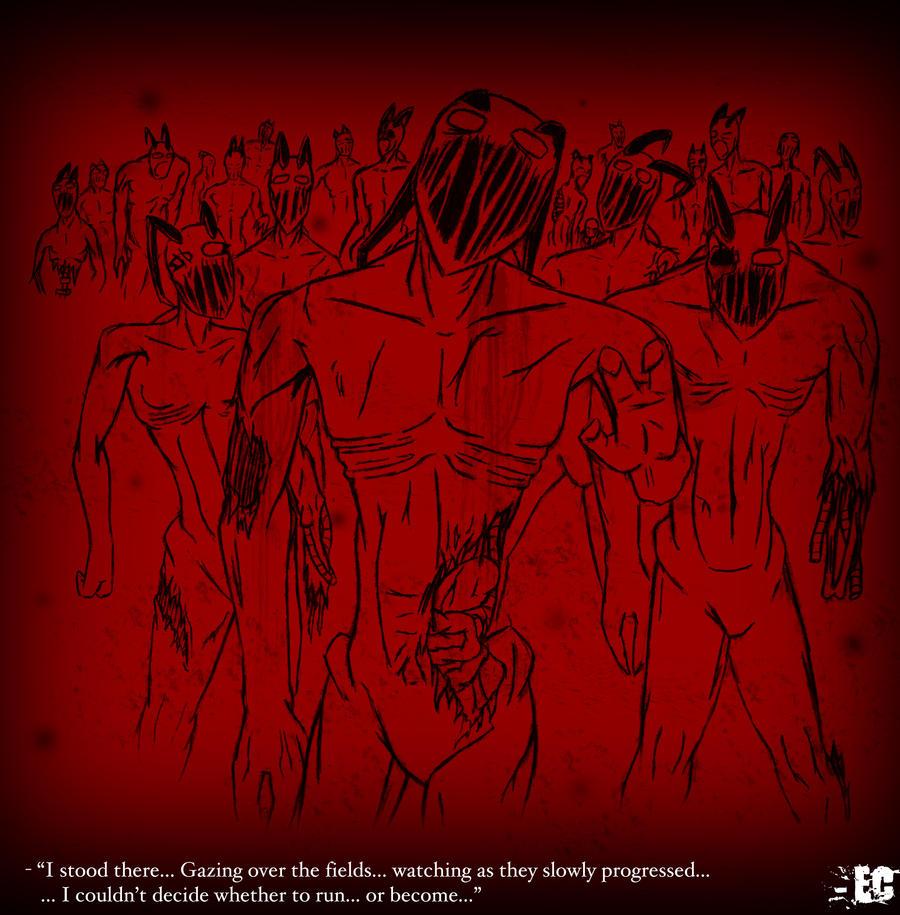 End of a Civilization...(2) by EC-DarkMatter