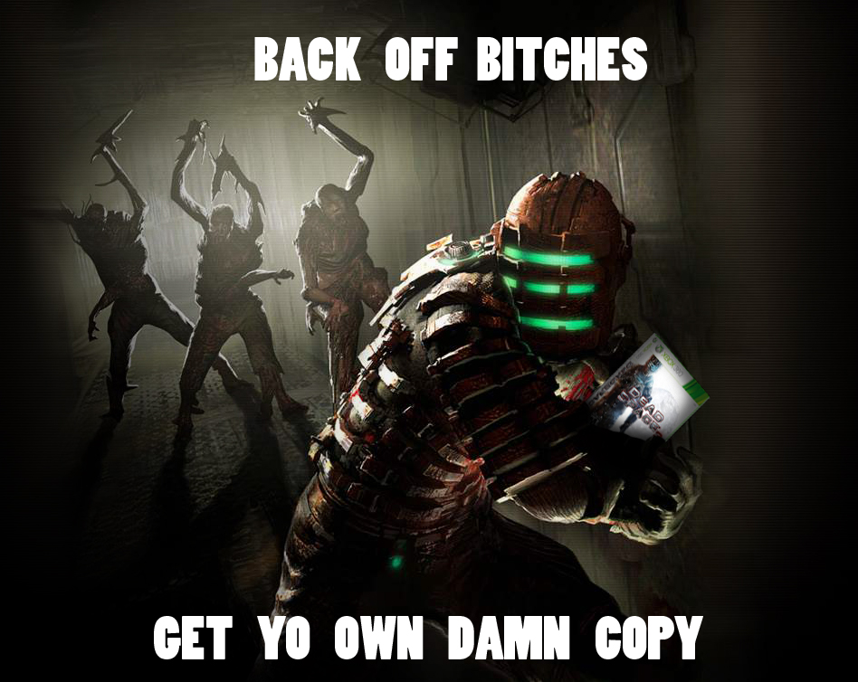 Dead Space 3 Copy by EC-DarkMatter