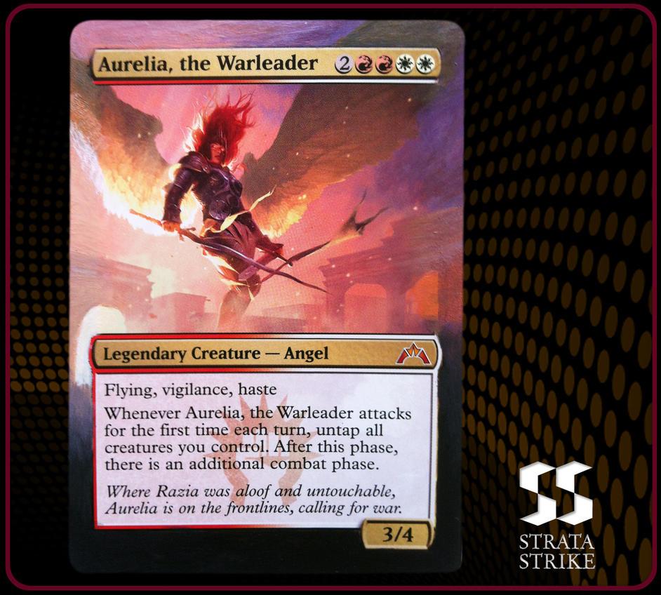 #128 Aurelia, the Warl...