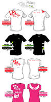 T-shirt Designs collection 1 by ykl